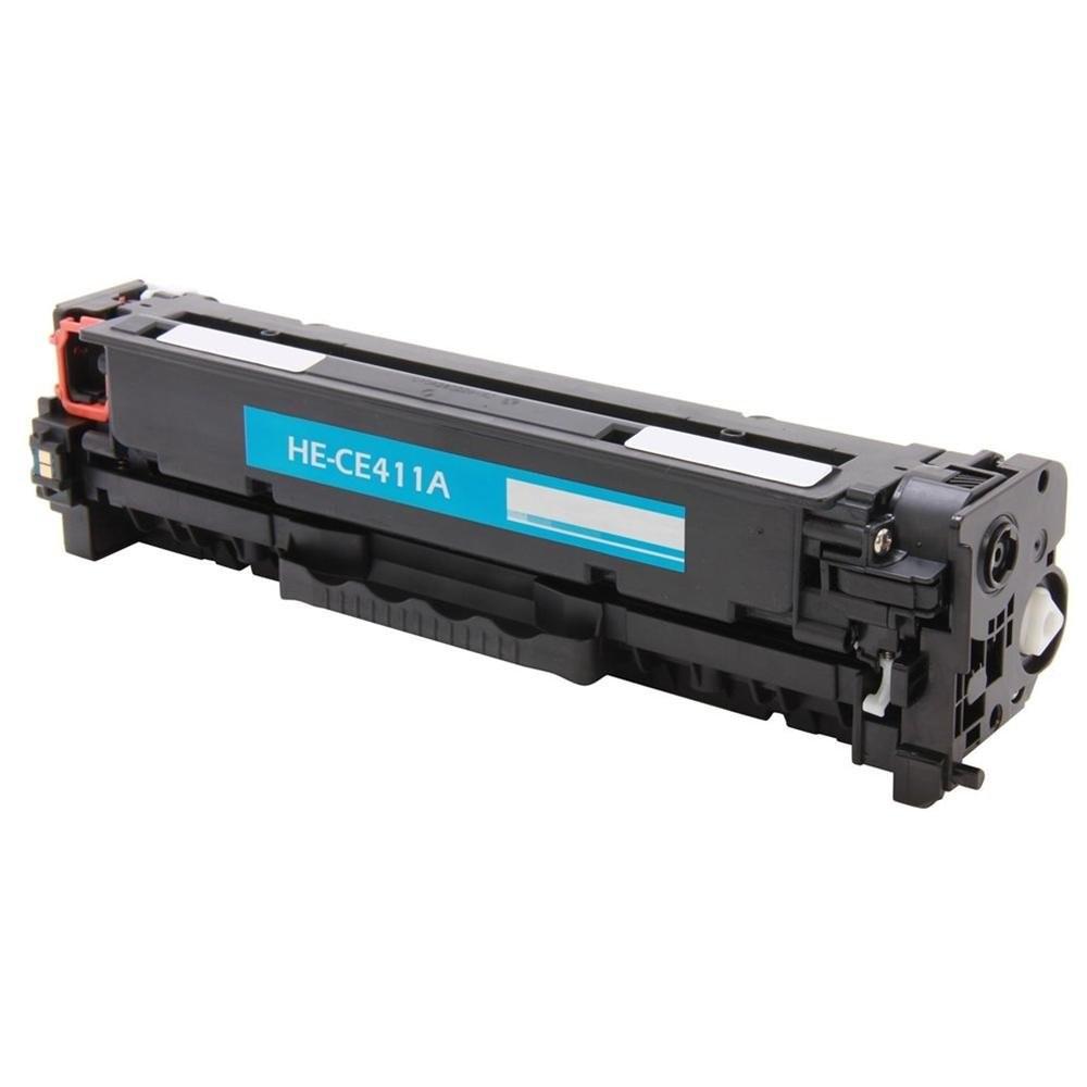 【非印不可】HP CE411A 藍 彩雷相容環保碳匣 適用M351a/M451nw/M451dn/M451/M475dn/M375nw/M375