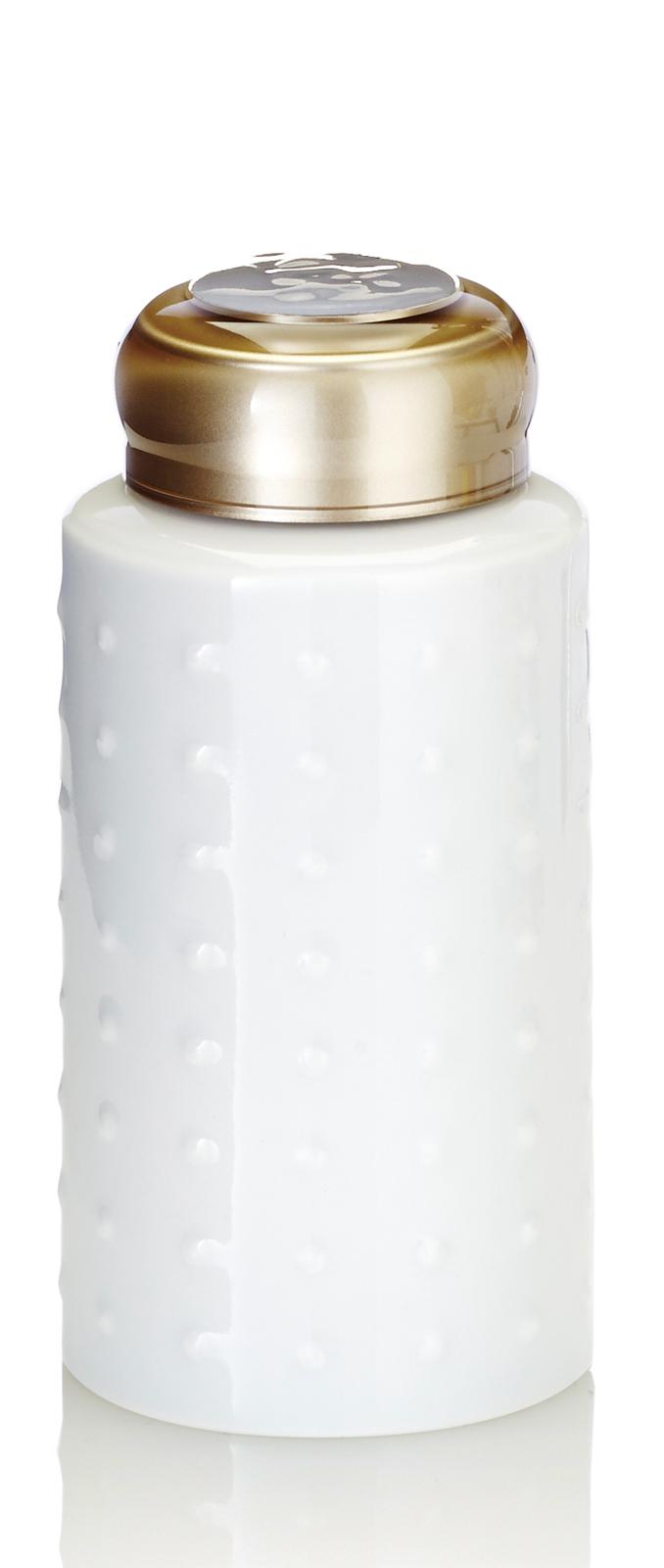 乾唐軒活瓷 ‧ 點水成金一手瓶( 小 / 單層 / 白)