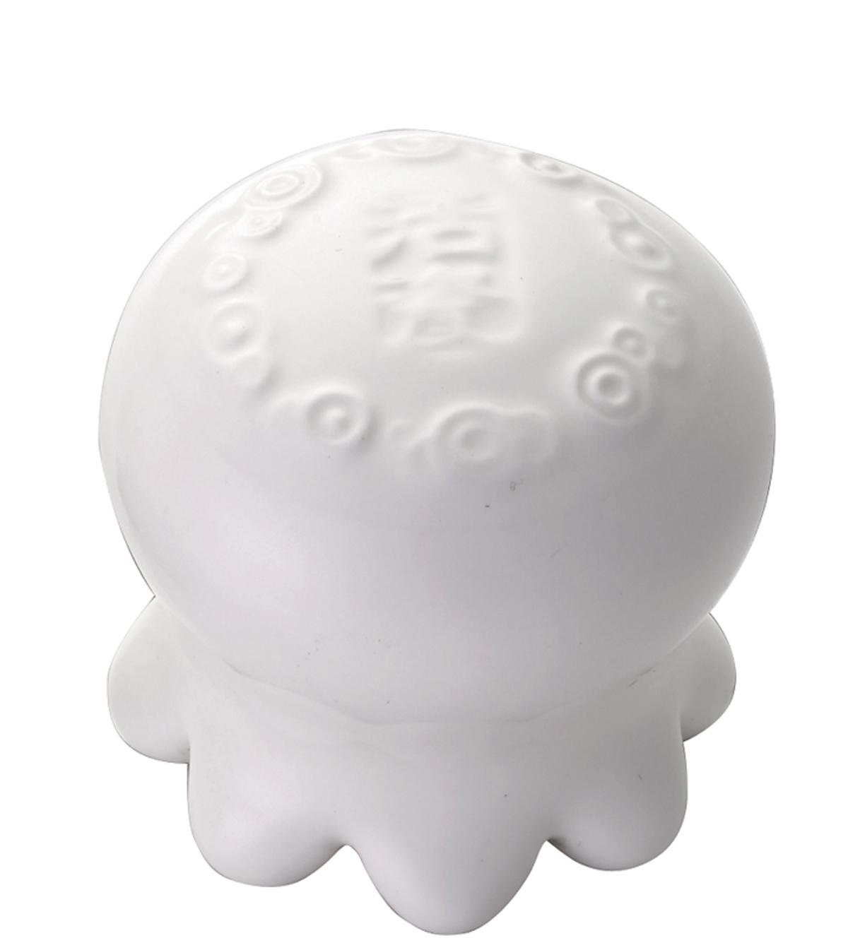 乾唐軒活瓷 ‧ 水母按摩器 (白釉)