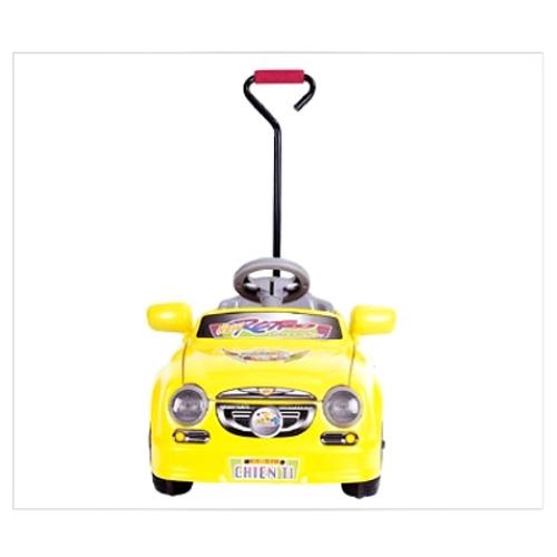 《孩子國》新潮復古兒童電動車