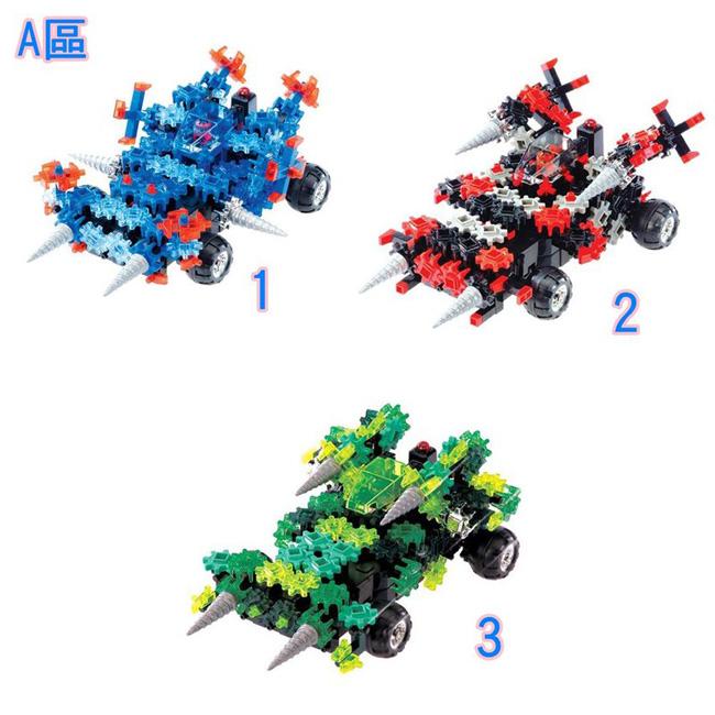 【買一送二 免運費】DAESUNG TOYS 大型玩具車 慣性車 組裝車