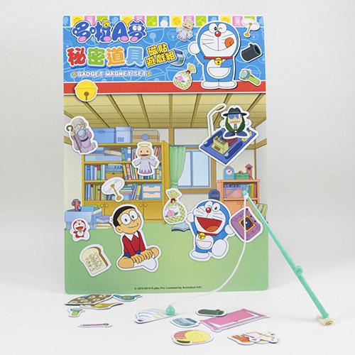 【孩子國】 多啦A夢祕密道具磁貼遊戲組