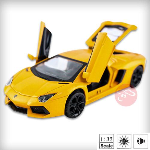 【瑪琍歐玩具】1:32 授權合金車 LAMBORGHINI LP700