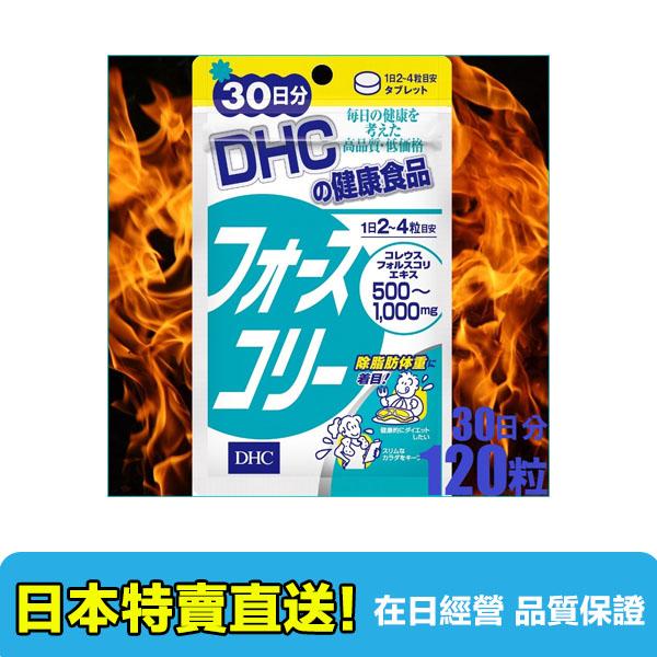 【海洋傳奇】日本DHC 燃脂修身素 30天份【滿3000元免運】