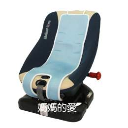 【媽媽的愛】Mother's Love1089 汽車安全座椅三明治透氣網眼坐墊