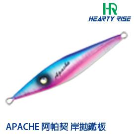 漁拓釣具HR岸拋鐵板APACHE 40G