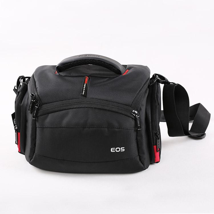 攝彩@Canon流線包,一機二鏡 1機2鏡 側背 附防雨罩 單眼 類單眼適用 Canon流線款相機包