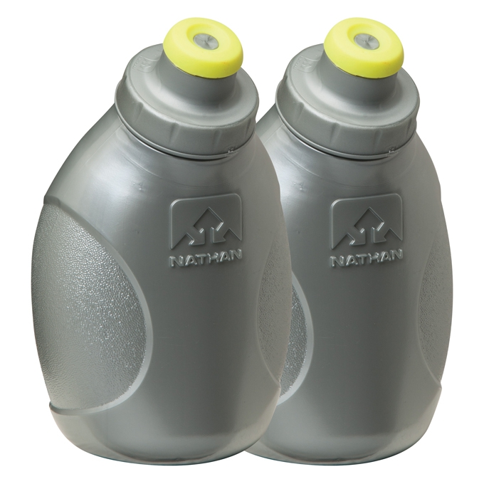 NATHAN 水壺乙個 10oz (300ml) 灰色不透明壺身