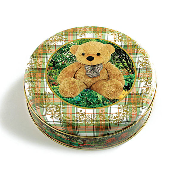 Jini Bakery 小熊曲奇餅乾小四味 4mix 香港代購手工餅干 Jini 旅遊團狂掃正品在設有專賣店 Cookie