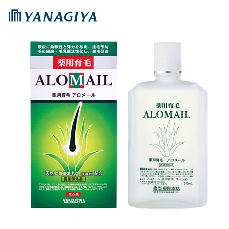日本 Yanagiya雅娜蒂 柳屋 強髮液 240ml 蘆薈護髮素 髮根強化液 養髮水 養髮液【N100992】