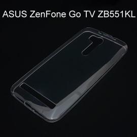 超薄透明軟殼 [透明] ASUS ZenFone Go TV ZB551KL X013DB