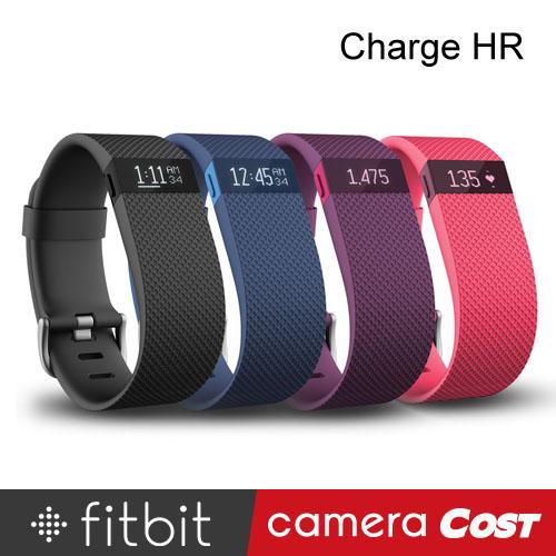 ★台灣群光公司貨★ Fitbit Charge HR 無線心率監測專業運動手環 心率 步數 睡眠 穿戴裝置