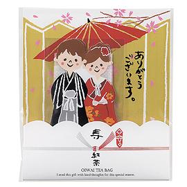 陶和紅茶 Towa「Graceful Blend紅茶」日式婚禮紅茶包「再入荷」
