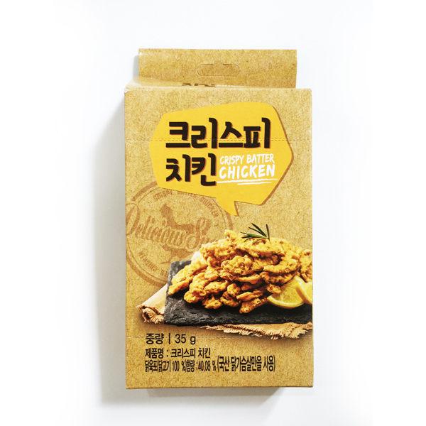 韓國*韓國限定炸雞肉乾餅乾