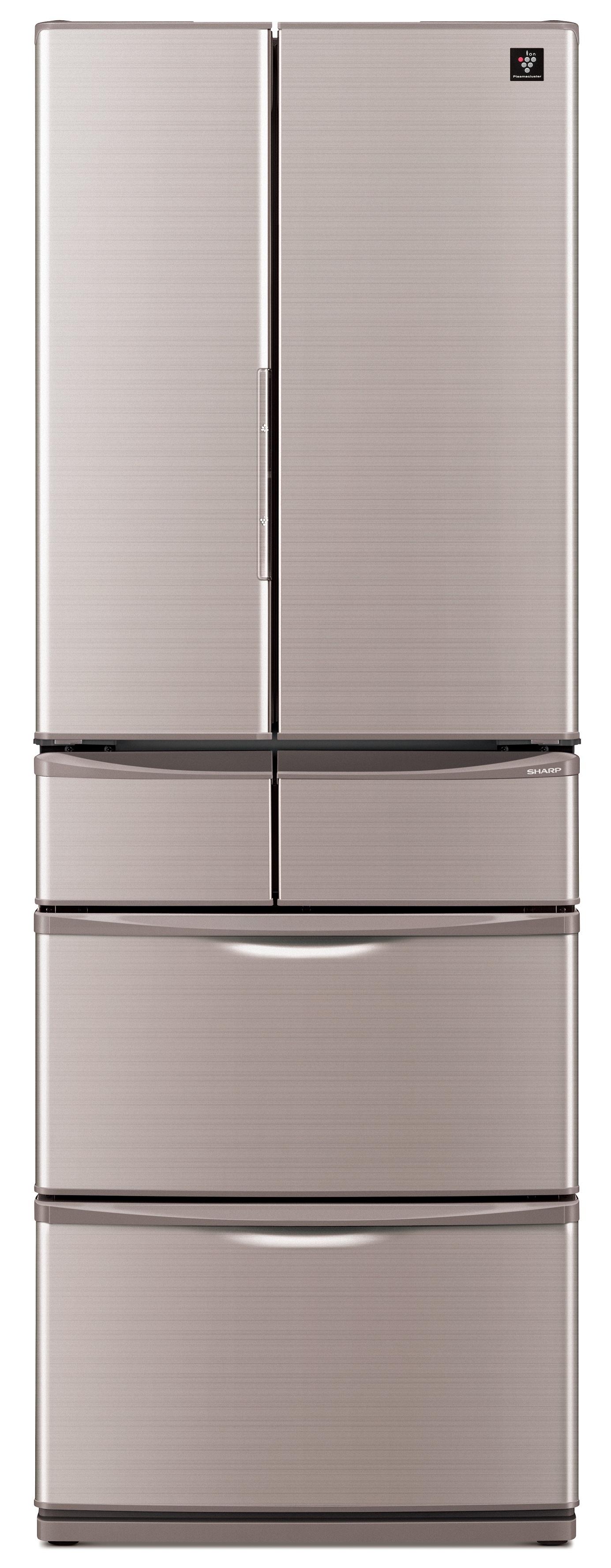 SHARP 夏普 SJ-XF47BT-T (晶燦棕) 變頻六門對開冰箱 (465L) ~日本製~【零利率】※熱線07-7428010