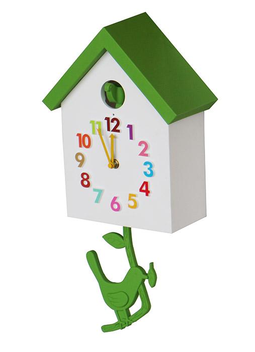 【尚品傢俱】 Q-876-02 波爾多時鐘(另有黑 紅 橘 綠 色)造型時計/壁掛鐘/藝術飾鐘/Clock