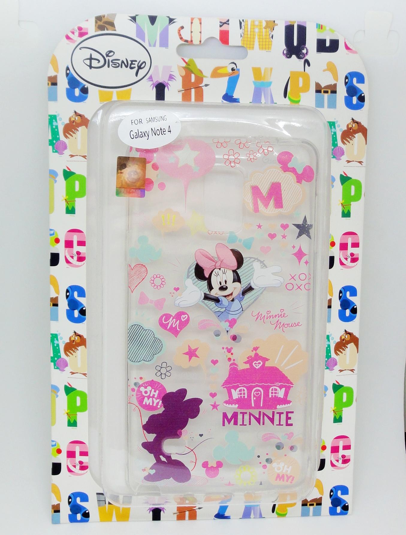 【UNIPRO】三星 NOTE4 N910 迪士尼 米奇 米妮 胡迪 白雪公主小矮人 TPU透明 手機殼 保護套