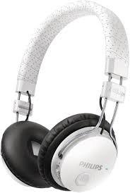 【迪特軍3C】PHILIPS 飛利浦 SHB8000 頭戴式藍芽耳機 白色