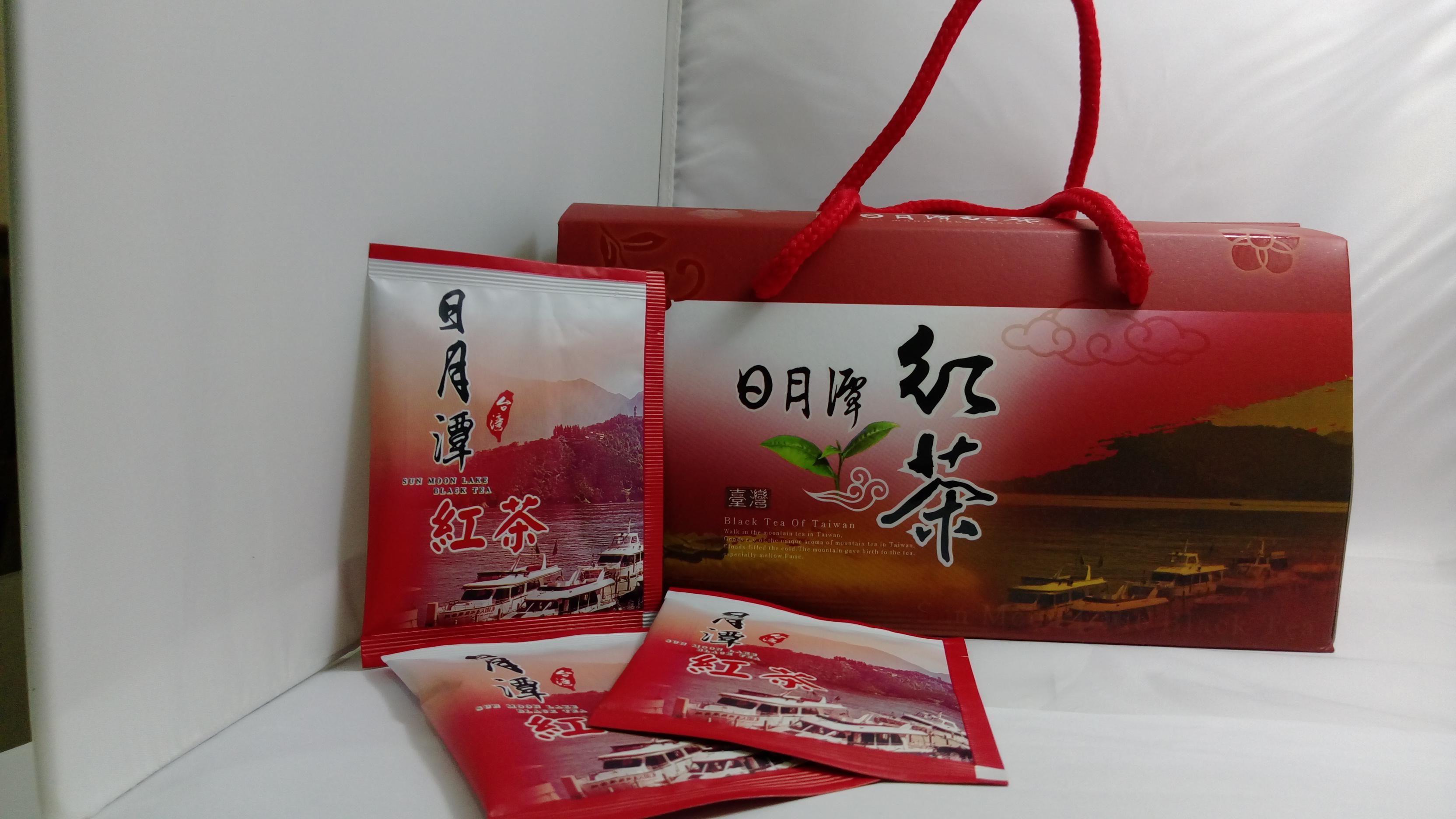 日月潭紅茶(立體茶包)禮盒組