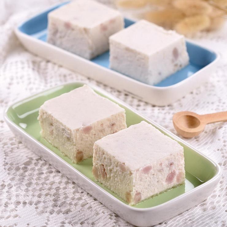 【千巧谷烘焙工場】芋頭乳酪蛋糕
