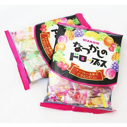 [敵富朗超市]UHA味覺糖 綜合水果糖150g