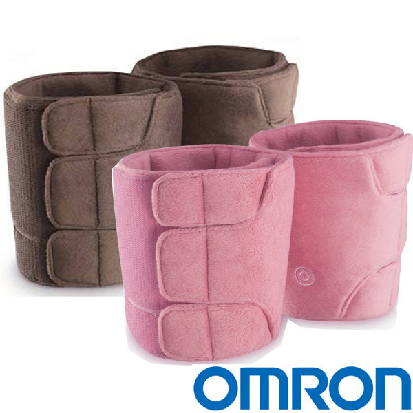 【OMRON歐姆龍 】 氣動式小腿按摩器 HM-253 兩色可選