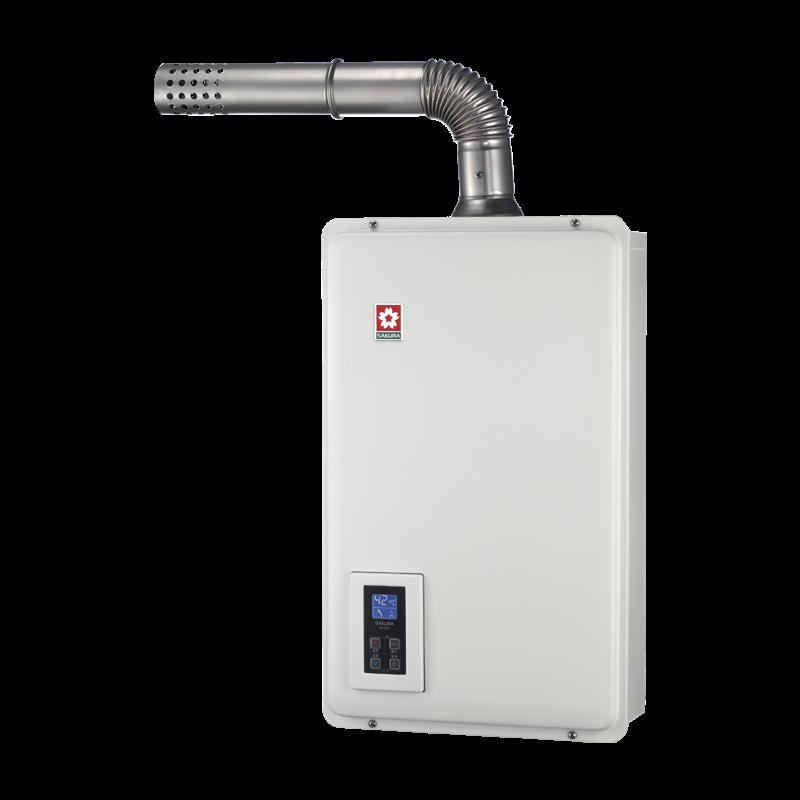 (櫻花)浴SPA數位恆溫熱水器(16L)-SH-1670F