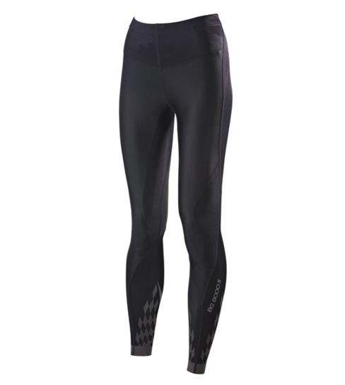 [陽光樂活] MIZUNO 美津濃 女款 BG8000 II 第二代 頂級機能壓縮緊身褲 K2MJ5D0190 黑x黑