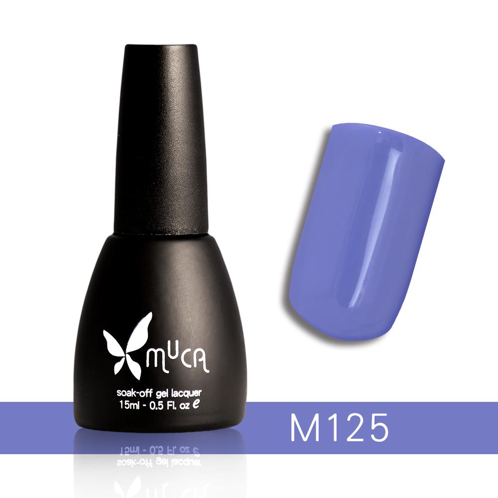 Muca沐卡 即期光撩凝膠指甲油 M125(15ml)