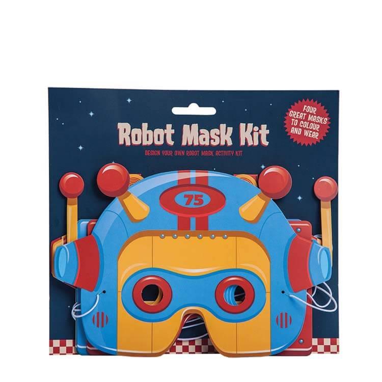 【Clockwork Soldier  英國發條小士兵】機器人面具組