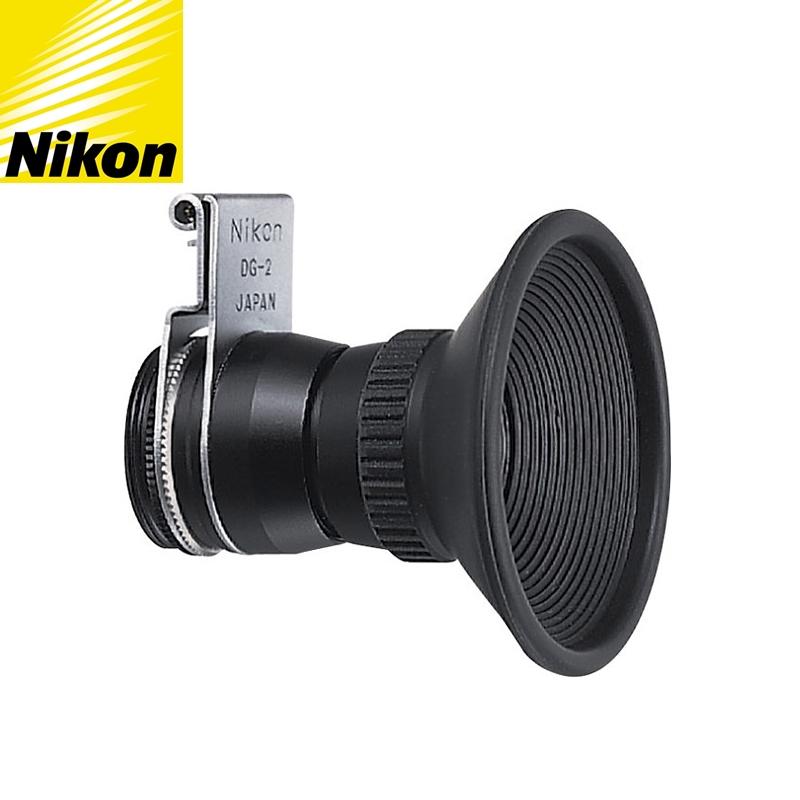 又敗家@原廠Nikon放大器DG-2放大器 Nikon原廠放大器DG-2加大器二倍接目鏡放大器兩倍放大器2X接目放大器2倍放大器2X放大器 適F3,F3AF,F2,FM3A,FM2n,FM2,FM,FE2,FE,FA,FM2/T和Photomic 系列