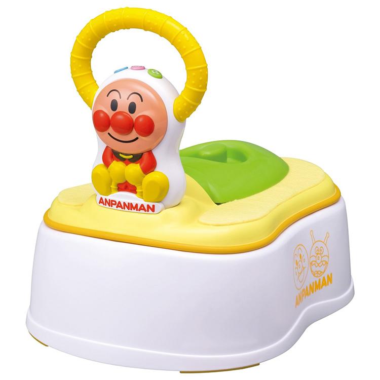 大田倉 日本進口正版商品 Anpanman 麵包超人 兒童5WAY便座 學習 多階段 多種年齡層 馬桶 310841