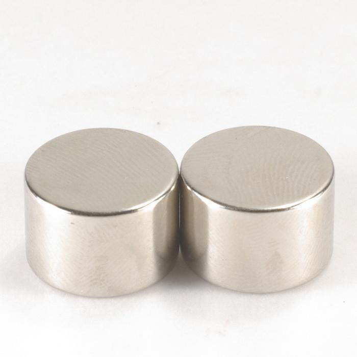 強力磁鐵釹鐵硼 圓直徑1.5公分*厚 1公分 2個