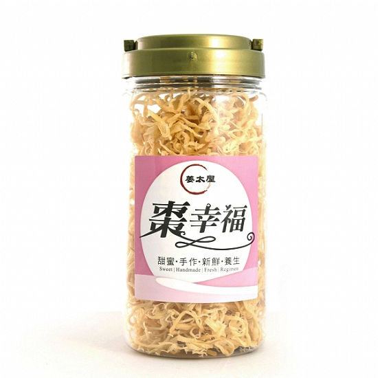 【姜太屋棗幸福工坊】高鈣乳酪絲 A201 200g 袋裝