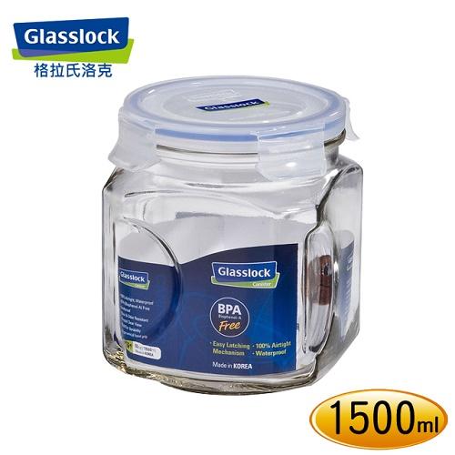 【Glasslock】玻璃保鮮罐1500ml(IP591)