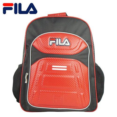 原售價1180元現破盤價799元《FILA》炫彩輕量後背書包-紅色