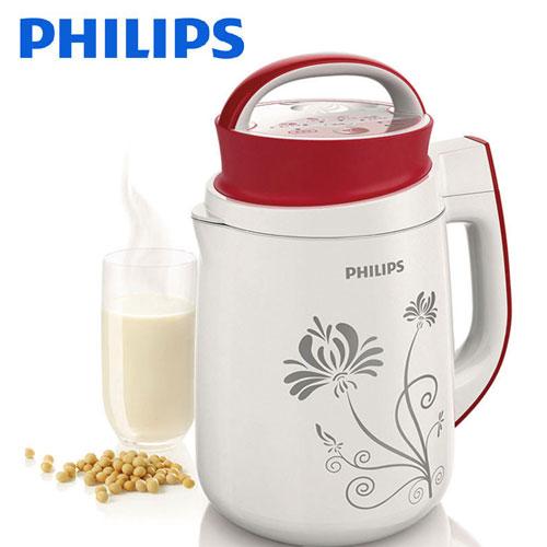 【飛利浦PHILIPS】全能營養豆漿機 (1L~1.2L)/HD2061