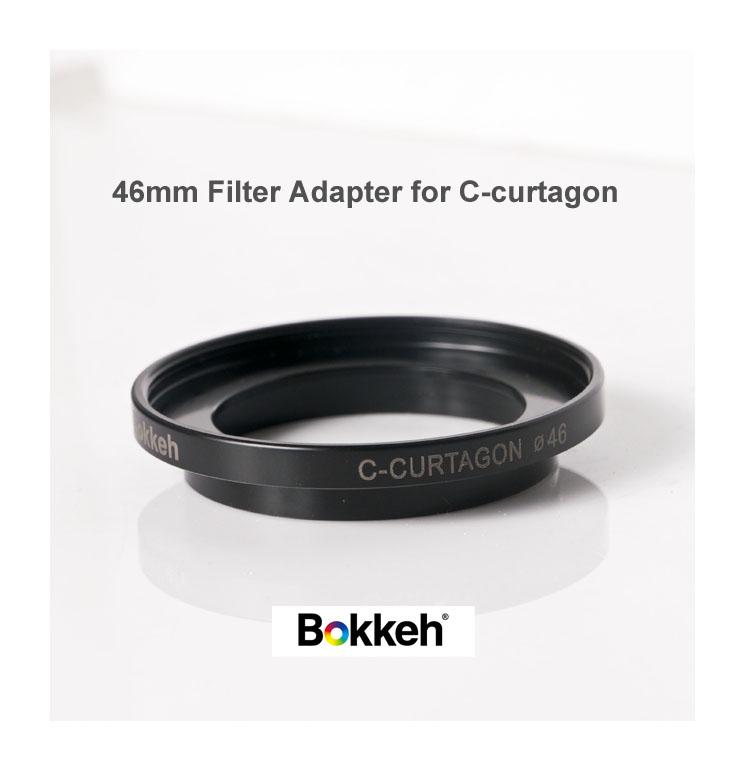 [享樂攝影] Schneider C-Curtagon 46mm 專用濾鏡轉接環 Baby C 轉接後可裝遮光罩 濾鏡 保護鏡