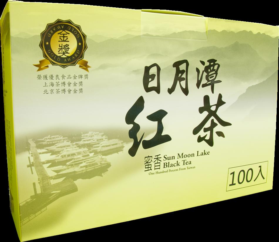 日月潭紅茶包100入