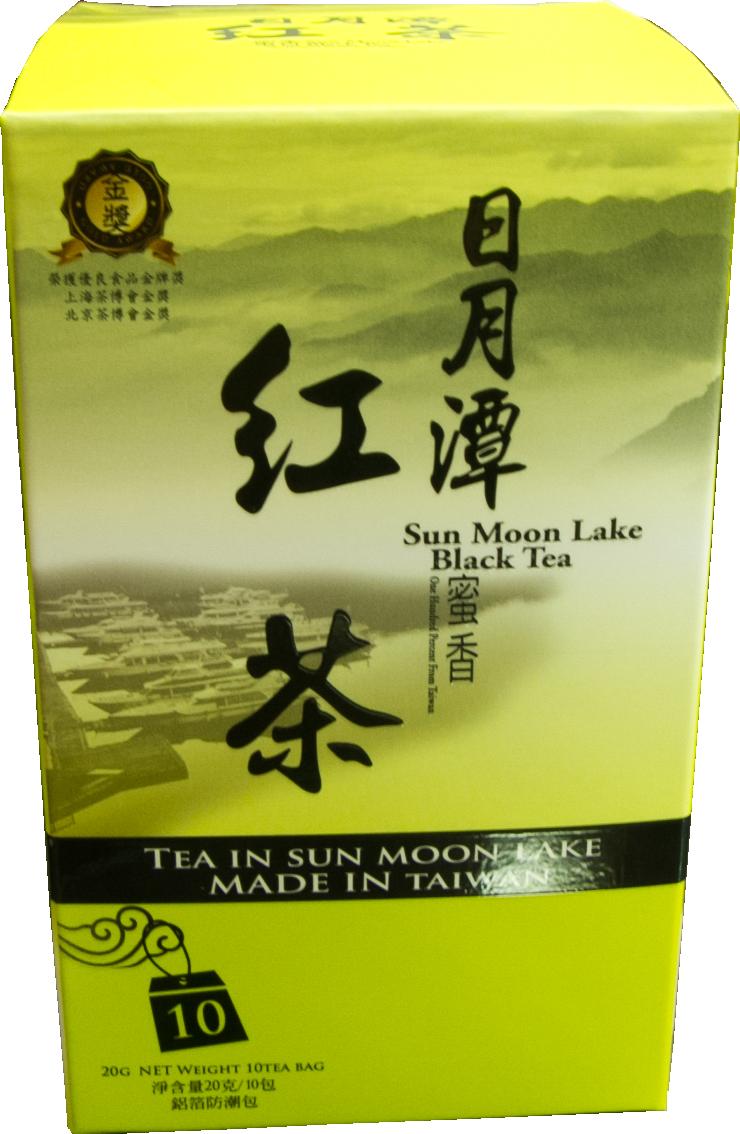 日月潭紅茶包10入