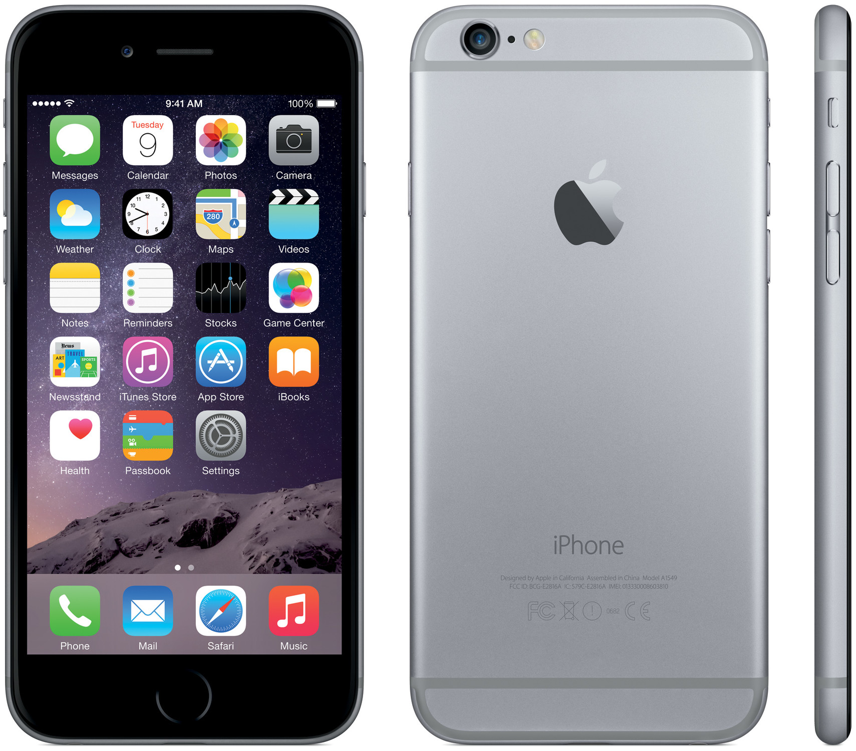 門市拆封福利品 原廠 Apple iPhone 6 Plus 64GB 5.5吋 蘋果 4G LTE 含發票
