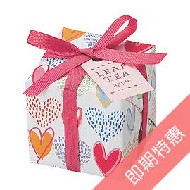 陶和紅茶 Towa - 小愛心禮物茶包 - 蘋果紅茶「即期5折特惠茶品」