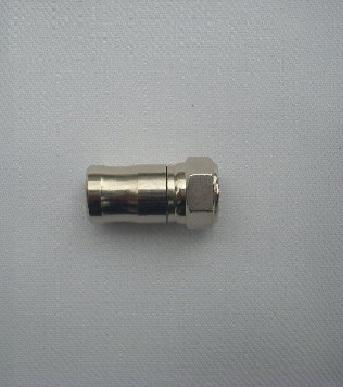 CatvSat免使用工具 RG6 5C2V接頭