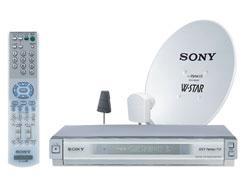 日本SKY PERFEC TV 衛星專用機