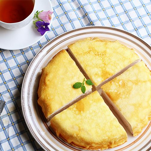 【塔吉特】蛋奶素綜合千層(8吋)2015超強新品四合一★荔枝優格+太妃焦糖+草莓甜心+芒果奶凍