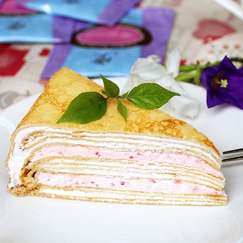 【塔吉特】草莓甜心千層(8吋)