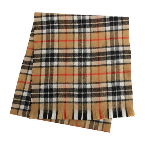 特殊织法 质地柔软亲肤 ginza u 银座优本季最新款围巾发售,采用