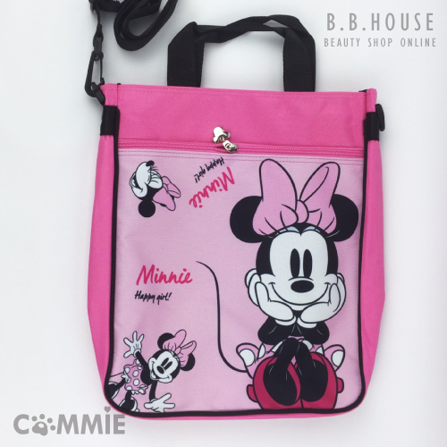 斜背包-韓國Disney米奇米妮通勤補習包.寶貝窩 .【DS8002】(預購)