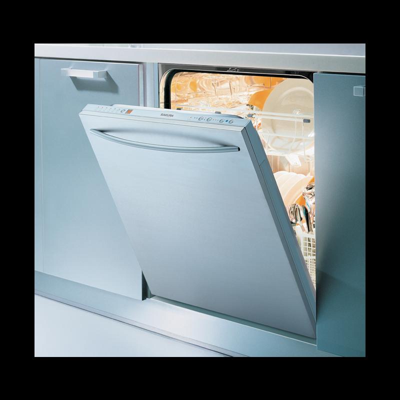 (櫻花)全嵌式洗碗機-E7780