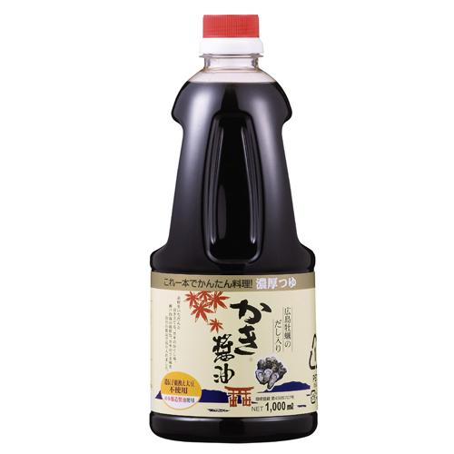 日本朝紫廣島牡蠣醬油